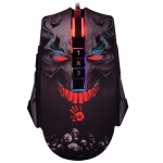 Мышь A4Tech Bloody P85 Skull USB