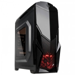 Корпус Aerocool Cruisestar black (без БП) -