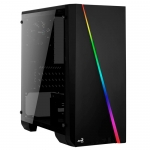 Корпус Aerocool Cylon Mini RGB Black (Без БП)