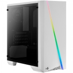 Корпус Aerocool Cylon Mini RGB White (Без БП)