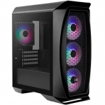 Корпус Aerocool Aero One Mini-G-BK-v1 RGB Window (без БП)