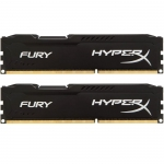 Память DDR3 8Gb (2x4Gb) 1866MHz Kingston HyperX FURY [HX318C10FBK2/8]