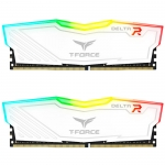 Память DDR4 16Gb (2x8Gb) 3000MHz Team T-Force Delta [TF4D416G3000HC16CDC01]
