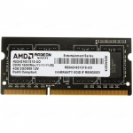 Память SO DIMM DDR3 4GB 1600MHz AMD [R534G1601S1S-UGO]
