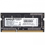 Память SO DIMM DDR3L 8Gb 1600MHz AMD Radeon [R538G1601S2SL-UO] -