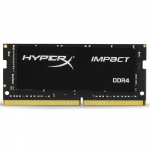 Память SO DIMM DDR4 8Gb 2666MHz Kingston HyperX Impact [HX426S15IB2/8]