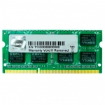 Память SO DIMM DDR3 4Gb 1600MHz G.Skill [F3-12800CL11S-4GBSQ]