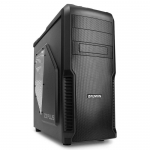 Корпус ZALMAN Z3 plus black (без БП)