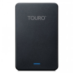 Жесткий диск USB Hitachi Touro Mobile 1Tb black