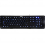 Клавиатура A4-TECH KD-600L LED USB black