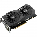 Видеокарта GeForce GTX1050Ti Strix 4Gb Asus [STRIX-GTX1050TI-O4G-GAMING]