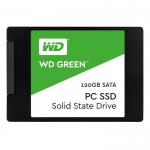Накопитель SSD 120Gb WD Green [WDS120G2G0A]