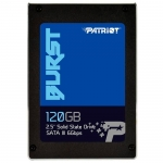 Накопитель SSD 120Gb Patriot Burst [PBU120GS25SSDR]