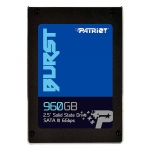 Накопитель SSD 960Gb Patriot Burst [PBU960GS25SSDR]